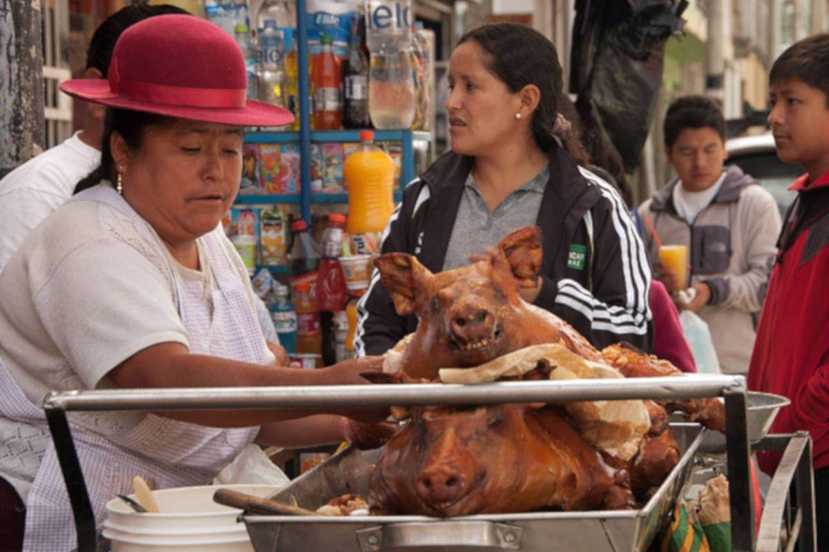 Pork in Peru