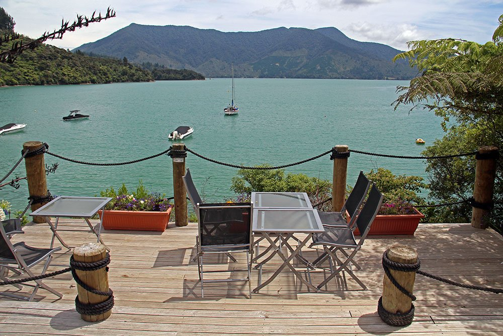 Terrace, New Zealand