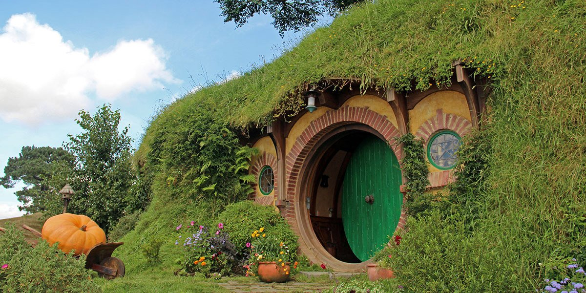 Hobbiton, North Island, New Zealand