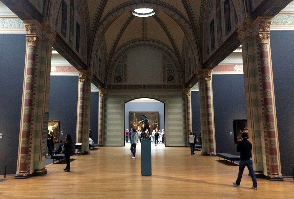 Rijksmuseum, Amsterdam, the Netherlands