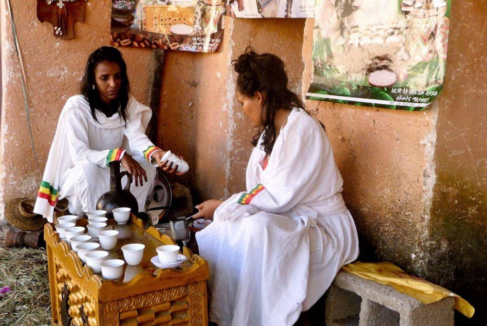 Coffee culture in Ethiopia