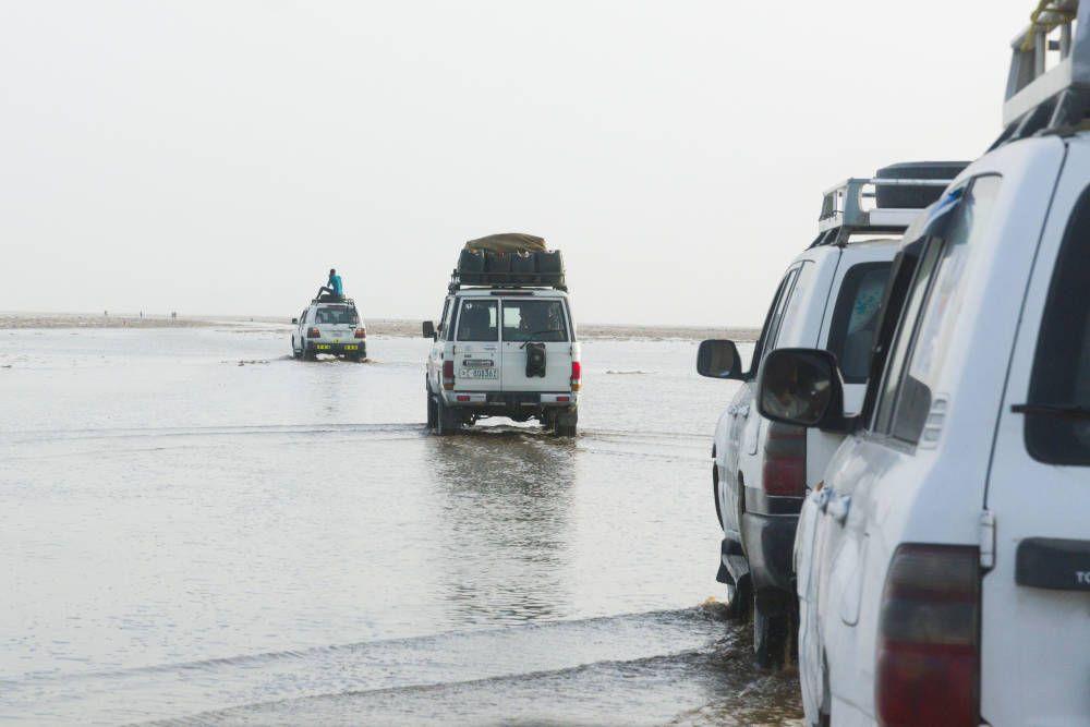 eep safari, Danakil Depression, Ethiopia