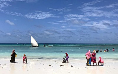 Sun, sea and culture on the beautiful Zanzibar