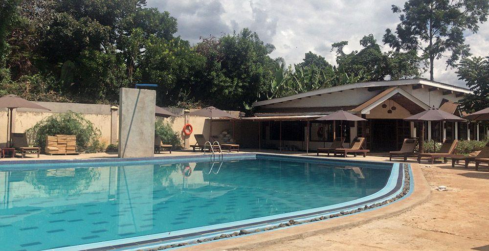 Resort in Moshi, Tanzania