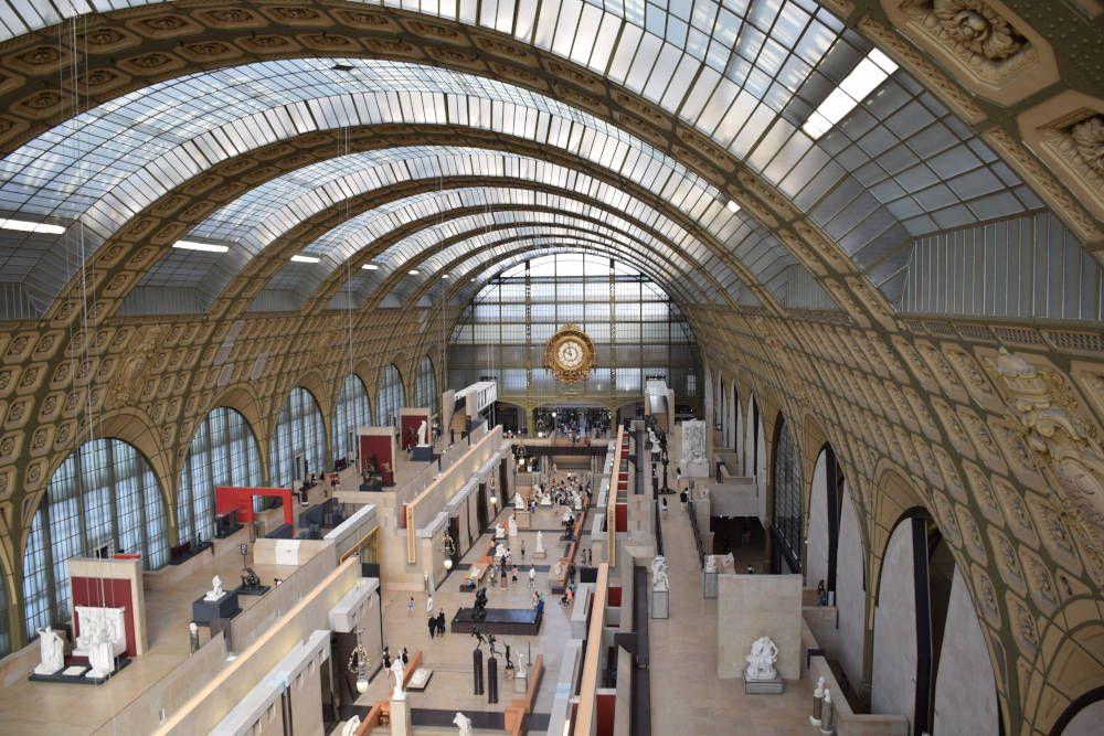 Musée Dorsay, Paris, France