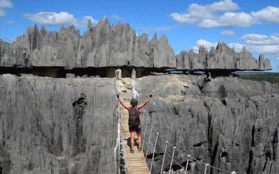 Tsingy de Bemaraha: adventurous walking tours