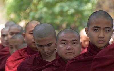 The Mahagandayon Monastery
