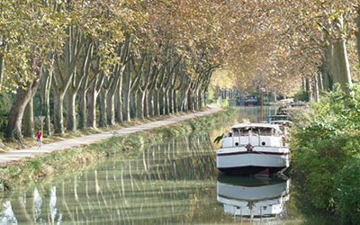 A river cruise through beautiful France