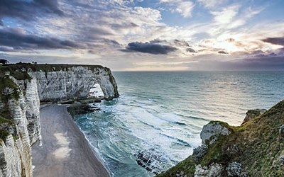Normandy: historical sights and beautiful nature