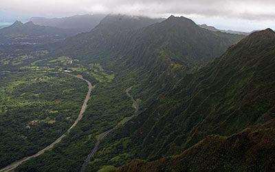Wonderful hikes in Hawaii