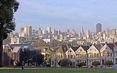 The versatile and beautiful San Francisco