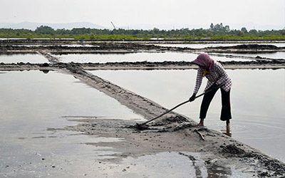 The Kampot region