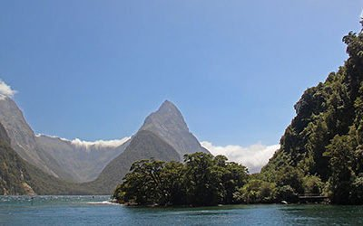 Milford Sound and Doubtful Sound