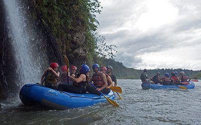 Outdoor activities near Baños