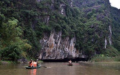 Ninh Binh and surroundings