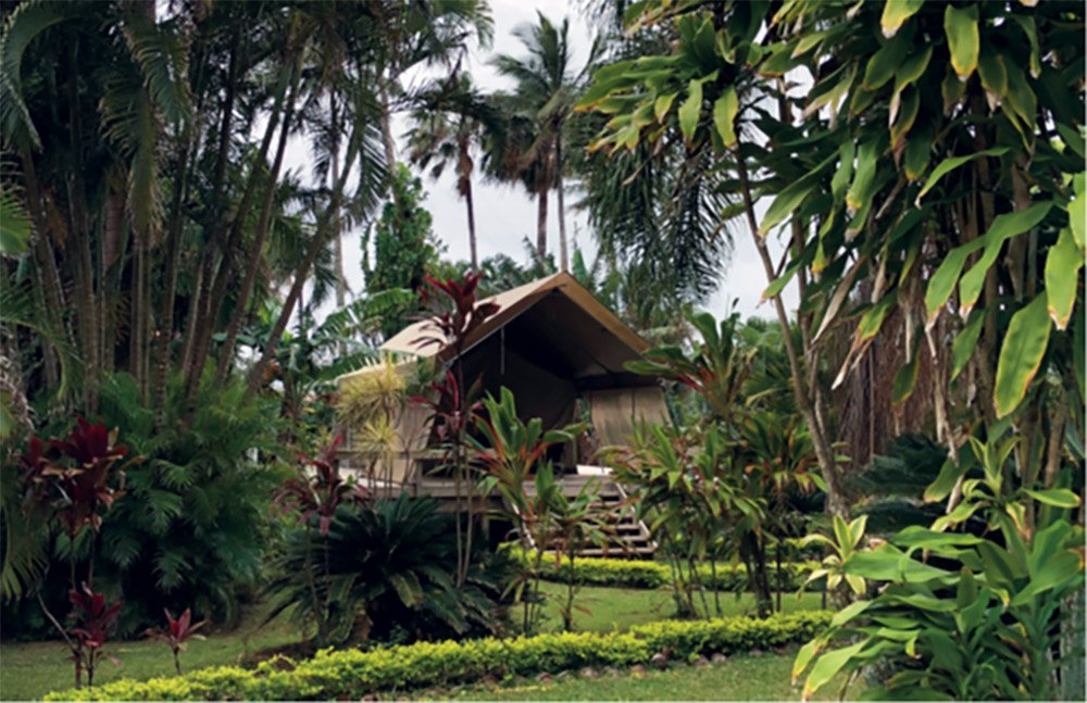 House in Cook Islands