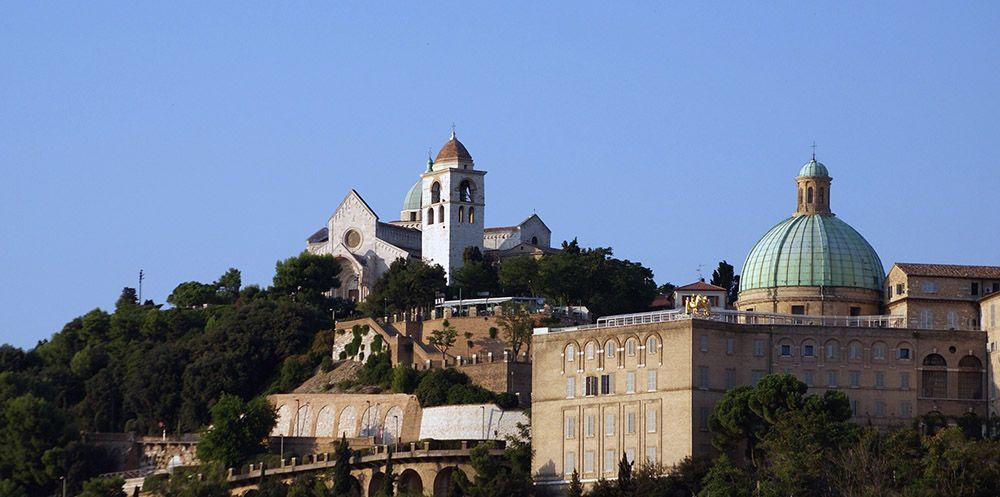 Ancona, northeast Italy