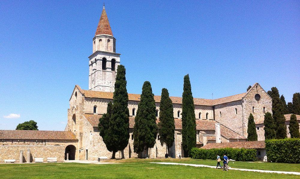 Aquileia, northeast Italy