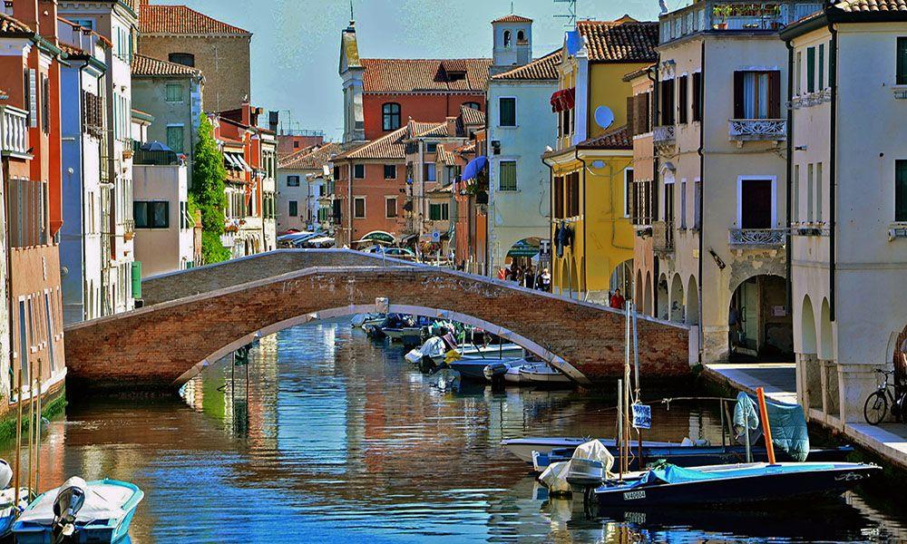 Chioggia, northeast Italy