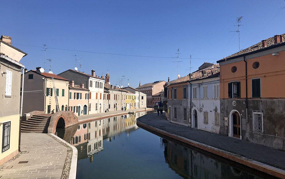 Ravenna, northeast Italy