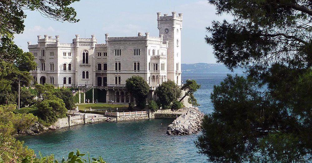Trieste, northeast Italy