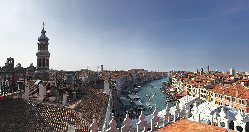 Venice, northeast Italy