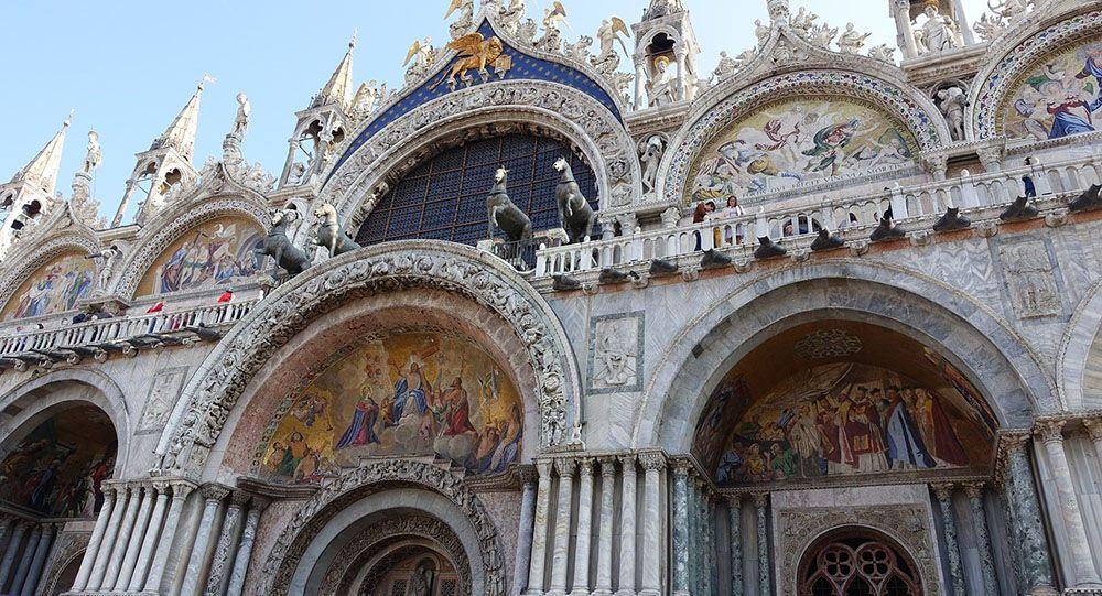 Basilica, San Marco Square, Venice