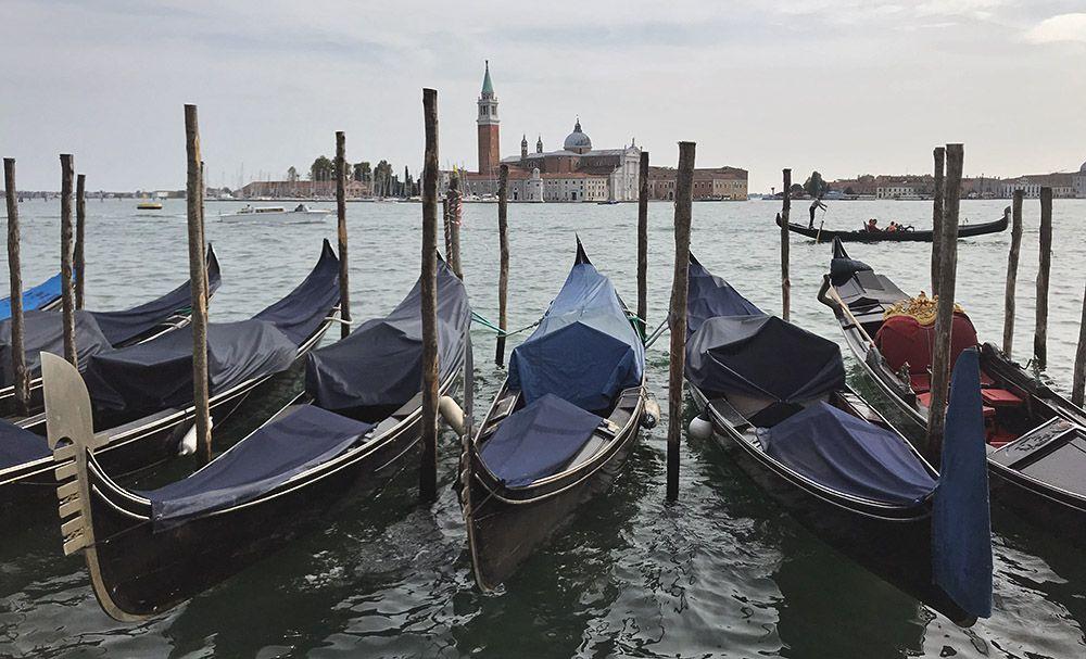 Lagoon of San Marco